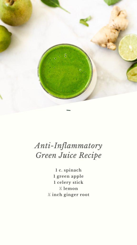 Detox Green Juice Recipe