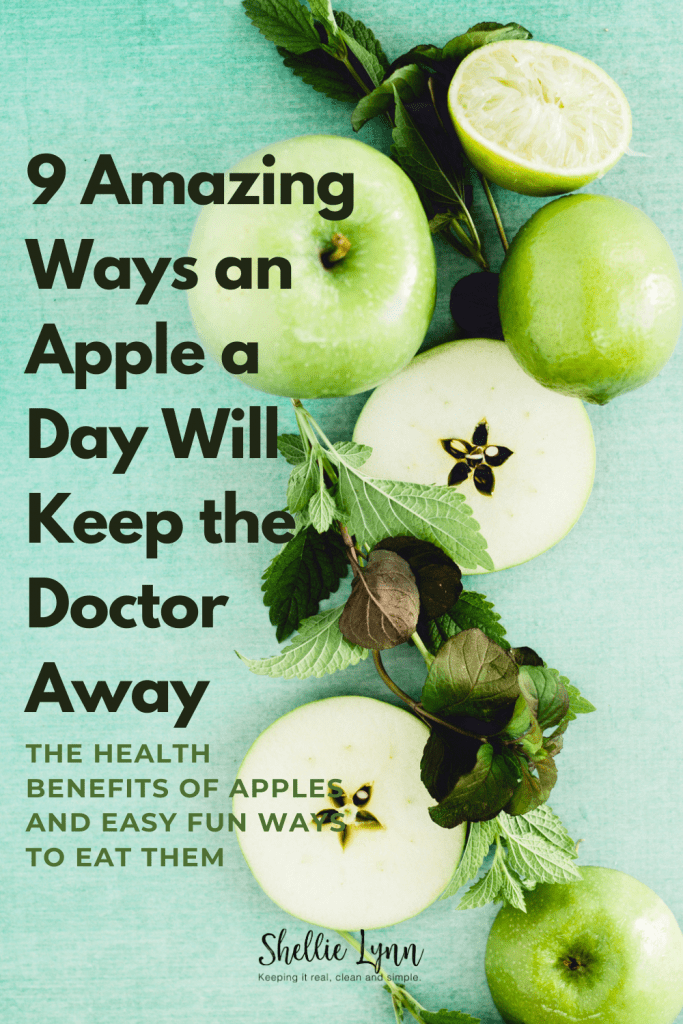9 Ways an Apple a Day Will Keep the Doctor Away