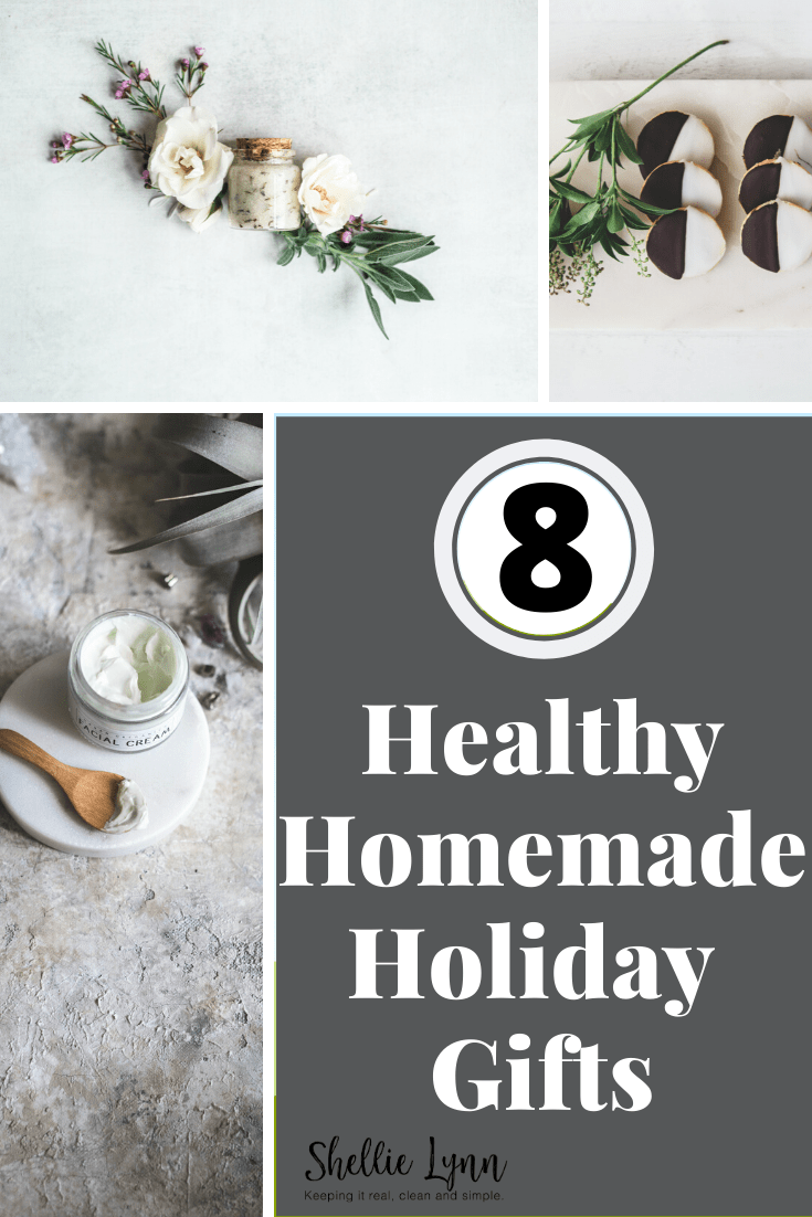 healthy homemade holiday gifts