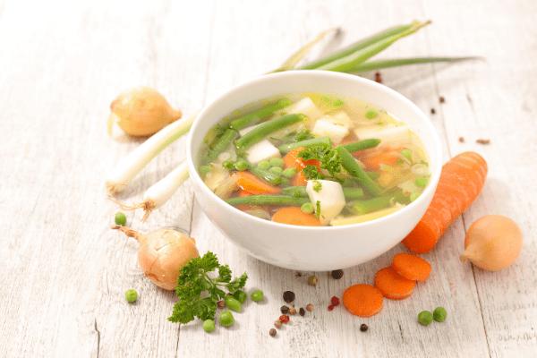 Vegetable Detox Soup