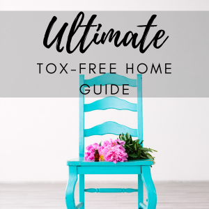 how to get rid of toxins in your home