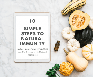 10 steps to natural immunity