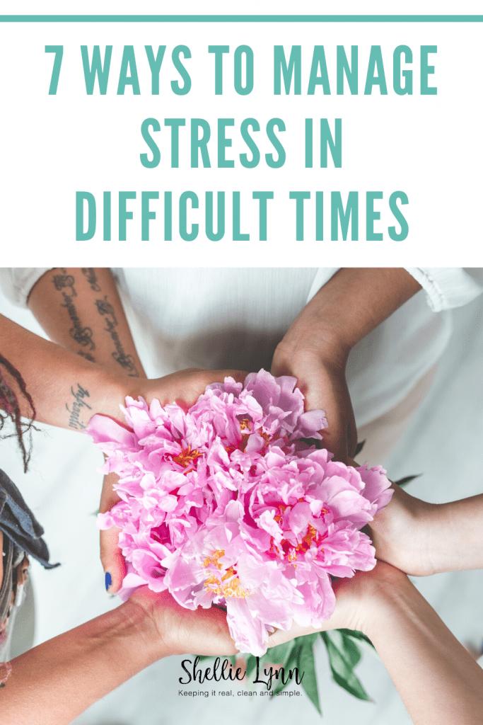 7 ways to manage stress