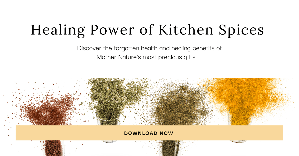 Healing Power of Kitchen Spices