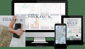 Combat stress with faith