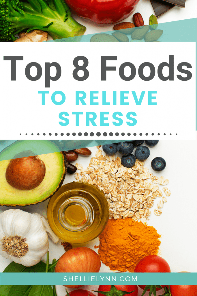 Top 8 Foods to Relieve Stress