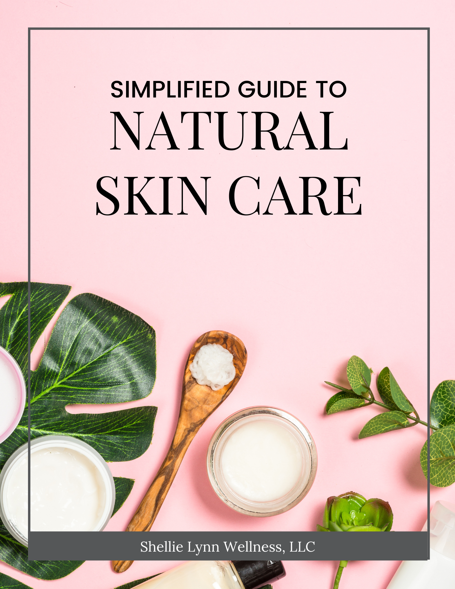 simplified guide to natural skin care