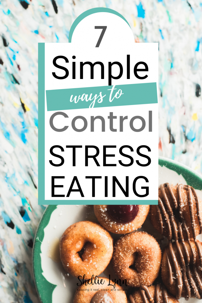 7 Simple Ways to Control Stress Eating