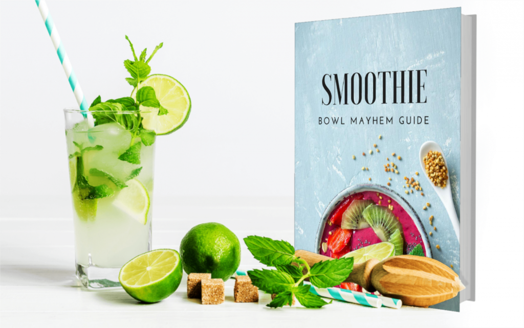 Smoothie Bowl Recipe Ebook