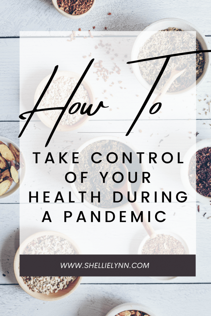How to take control of your health during a pandemic