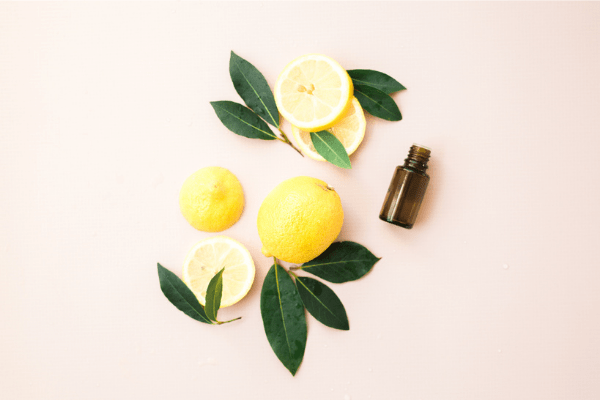 lemon essential oil for immune support