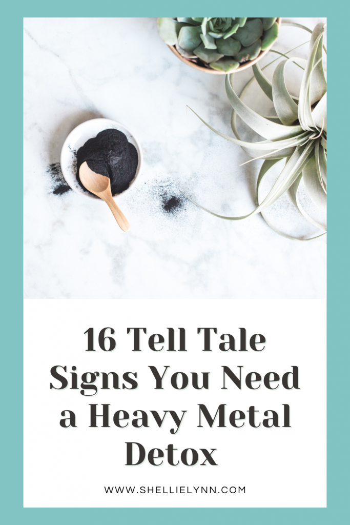 Signs You Need a Heavy Metal Detox