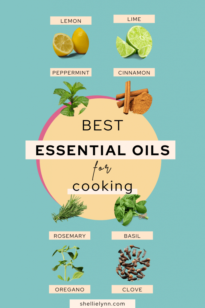 Best essential oils for cooking