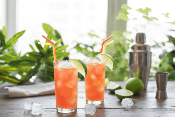healthy summer cocktails recipes