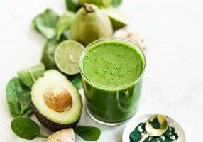 Metabolism boosting green smoothie