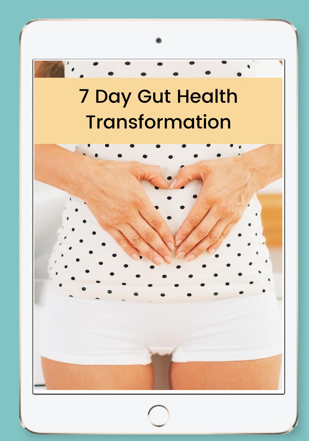 7 Day Gut Health
