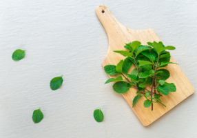health benefits of herbs- peppermint